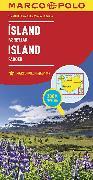 Cover-Bild zu Island,. 1:650'000