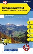 Cover-Bild zu Bregenzerwald Outdoorkarte Österreich Nr. 1. 1:35'000