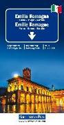 Cover-Bild zu Emilia-Romagna. 1:200'000