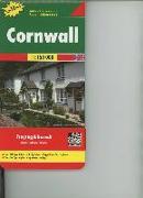 Cover-Bild zu Cornwall, Autokarte 1:150.000, Top 10 Tips. 1:150'000