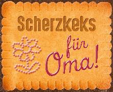 Cover-Bild zu Scherzkeks für Oma