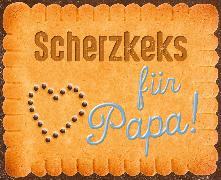 Cover-Bild zu Scherzkeks für Papa