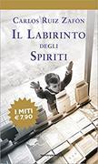 Cover-Bild zu Il labirinto degli spiriti