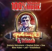 Cover-Bild zu Polo Hofer & Friends - 100 % Schweizer Musik