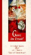 Cover-Bild zu Ganz im Ernst!