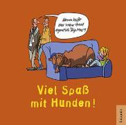 Cover-Bild zu Viel Spass mit Hunden!