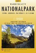Cover-Bild zu Nationalpark. 1:50'000