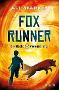 Cover-Bild zu eBook Fox Runner - Die Macht der Verwandlung