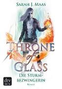 Cover-Bild zu eBook Throne of Glass 5 - Die Sturmbezwingerin