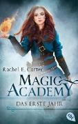 Cover-Bild zu eBook Magic Academy - Das erste Jahr