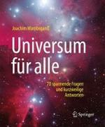Cover-Bild zu Universum für alle