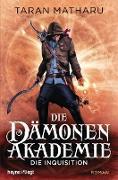 Cover-Bild zu eBook Die Dämonenakademie - Die Inquisition