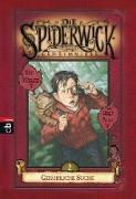 Cover-Bild zu eBook Die Spiderwick Geheimnisse - Gefährliche Suche