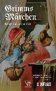 Cover-Bild zu eBook Grimms Märchen - Vollständige, überarbeitete und illustrierte Ausgabe (HD)