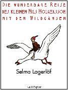 Cover-Bild zu eBook Die wunderbare Reise des kleinen Nils Holgersson mit den Wildgänsen