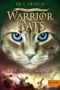 Cover-Bild zu eBook Warrior Cats Staffel 5/03 - Der Ursprung der Clans. Der erste Kampf