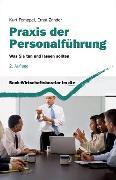 Cover-Bild zu Praxis der Personalführung