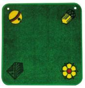 Cover-Bild zu Jassteppich grün