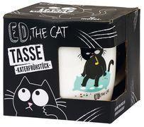 Cover-Bild zu Ed, the Cat Tasse Katerfrühstück