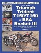Cover-Bild zu Rooke, Chris: How to Restore Triumph Trident T150/T160 & BSA Rocket III