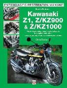 Cover-Bild zu Rooke, Chris: Kawasaki Z1, Z/KZ900 & Z/KZ1000