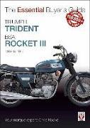 Cover-Bild zu Rooke, Chris: Triumph Trident & BSA Rocket III