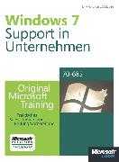 Cover-Bild zu Microsoft Windows 7 - Support in Unternehmen - Original Microsoft Training für Examen 70-685