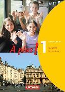 Cover-Bild zu À plus! 1. Carnet d'activités von Bächle, Hans