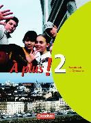 Cover-Bild zu A plus! 2. Schülerbuch von Bächle, Hans