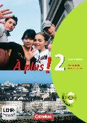 Cover-Bild zu À plus! 2. Carnet d'activités von Bächle, Hans
