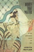 Cover-Bild zu Butler, Judith: Bodies That Matter (eBook)