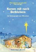 Cover-Bild zu Peters, Barbara: Komm mit nach Bethlehem