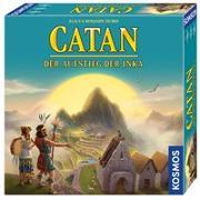 Cover-Bild zu Catan - Der Aufstieg der Inka