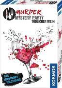 Cover-Bild zu Murder Mystery Party - Tödlicher Wein