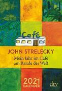 Cover-Bild zu Mein Jahr im Café am Rande der Welt, 2021