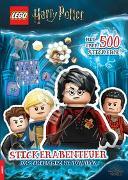 Cover-Bild zu LEGO® Harry Potter? - Stickerabenteuer, Das trimagische Turnier