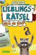Cover-Bild zu Lieblingsrätsel - Wörter und Wissen, ab 10 Jahren (Kreuzworträtsel, Buchstabensalat, Geheimcodes und vieles mehr)