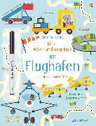 Cover-Bild zu Mein Wisch-und-weg-Buch: Am Flughafen
