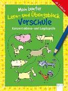 Cover-Bild zu Konzentrations- und Logikspiele von Barnhusen, Friederike