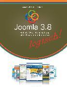 Cover-Bild zu Joomla 3.8 logisch! (eBook) von Schmitz-Buchholz, Daniel