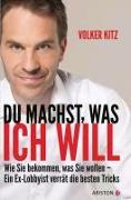 Cover-Bild zu Du machst, was ich will von Kitz, Volker