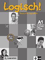 Cover-Bild zu Logisch! A1 - Arbeitsbuch A1 mit Audio-CD und Vokabeltrainer CD-ROM von Schurig, Cordula