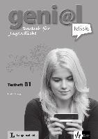 Cover-Bild zu geni@l klick. Testheft mit Audio-CD B1 von Schurig, Cordula