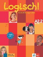 Cover-Bild zu Logisch! Kursbuch A2.2 von Dengler, Stefanie