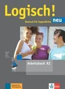 Cover-Bild zu Logisch! Neu A2 - Arbeitsbuch mit Audio-Dateien zum Download von Dengler, Stefanie