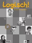 Cover-Bild zu Logisch! A1 - Arbeitsbuch A1 mit Audio-CD von Schurig, Cordula