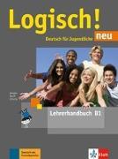 Cover-Bild zu Logisch! neu B1. Lehrerhandbuch von Dengler, Stefanie