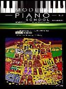 Cover-Bild zu Kemper-Moll, Axel: Modern Piano School 1 / Klavierschule