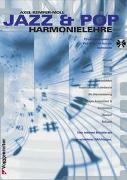 Cover-Bild zu Kemper-Moll, Axel: Jazz & Pop Harmonie-Lehre