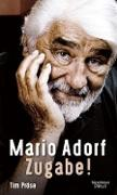 Cover-Bild zu eBook Mario Adorf. Zugabe!
